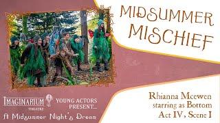 Midsummer Mischief - Rhianna Mcewen