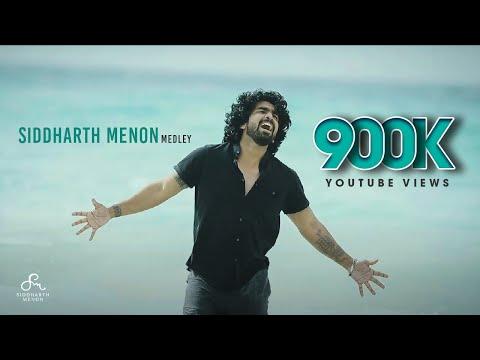 Siddharth Menon - MEDLEY 2018 HD