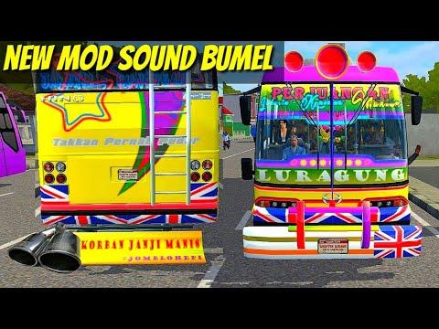 New Mod Sound Bumel Bussid V3.3 - 동영상
