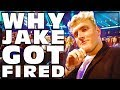 WHY DID JAKE PAUL GET FIRED FROM DISNEY ( JAKE PAUL MERCH AND SUBS SKYROCKET )