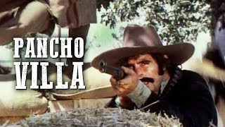 Pancho Villa | WESTERN | Free Cowboy Movie | Wild West | Full Length | Full Movie