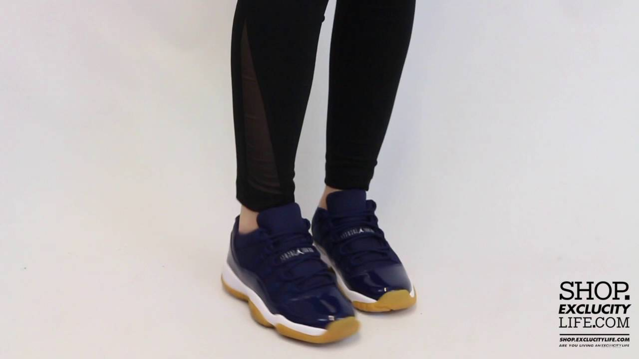 Women s BG Air Jordan 11 Low Retro