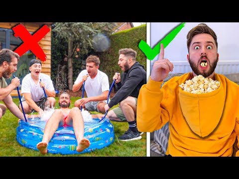 THE BEST LIFE HACKS ON THE INTERNET EVER... (compilation)