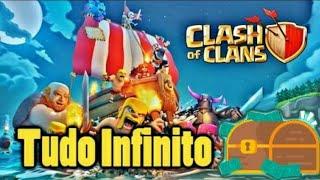 Como hackear Clash Of Clans ( Dinheiro infinito )