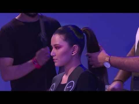 Savio John pereira's Top Hair Styles at Professional Beauty #Delhi