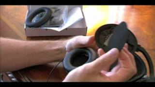 How To:  BOSE QC15 Ear Cup Replacement