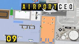 Airport CEO | Baggage System im Gepäck ► #9 Flughafen Bau Management Simulation deutsch german