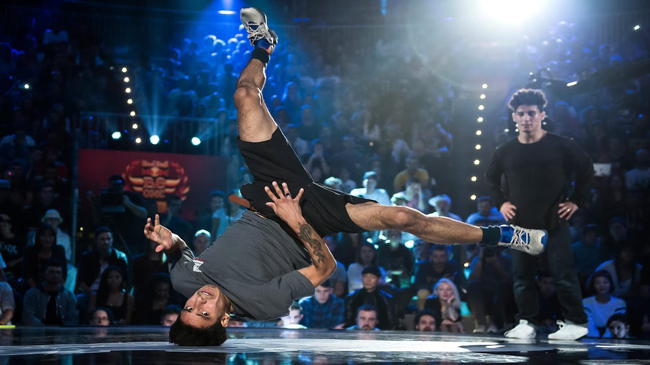 Jeux Olympiques breakdance