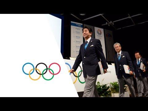 Presentation by Tokyo, Japan
