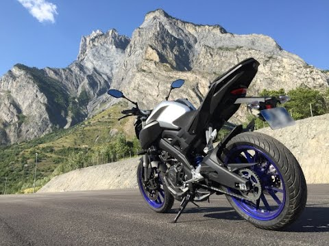yamaha mt 125 full option youtube. Black Bedroom Furniture Sets. Home Design Ideas