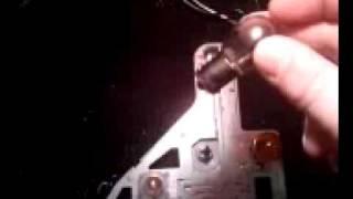 changing a brake light on a mercedes