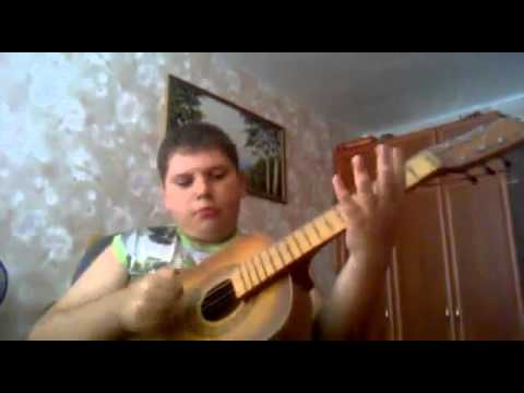 Саундтрек   Пираты карибского моря на гитаре
