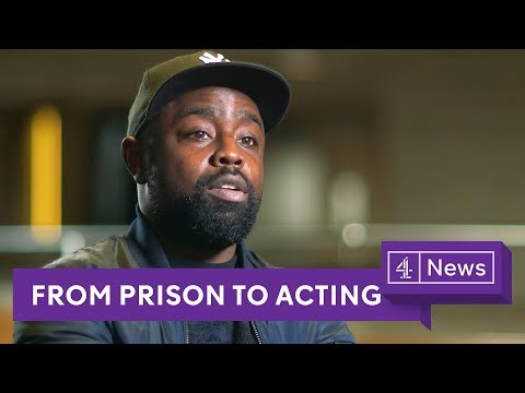 Actor Michael Balogun's journey from Brixton prison to the National Theatre
