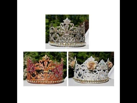 Creating Capitivating Crowns by Joggles.com
