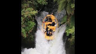Rotorua Rafting   New Zealand White Water River Rafting
