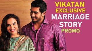 EXCLUSIVE: Soundarya & Vishagan Interview Promo