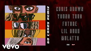 Chris Brown - Go Crazy (Remix) (Audio) ft. Young Thug, Future, Lil Durk, Mulatto