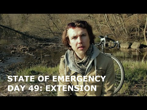 Cycling TLN #3: Extension | State of Emergency in Estonia - Day 49 (Coronavirus & COVID-19)