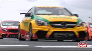 Mercedes-Benz Challenge 2017. Autódromo Internacional Ayrton Senna (Goiânia). Full Race