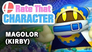 Magolor - Rate That Character