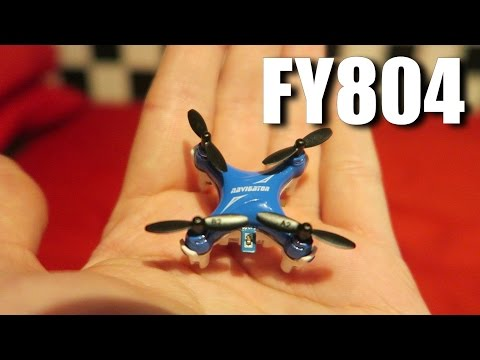 Fayee FY804 мини дрон 80Mah 2.4GHz обхват 30 метра 26