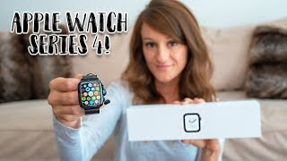 Apple Watch Series 4 Unboxing 🔥