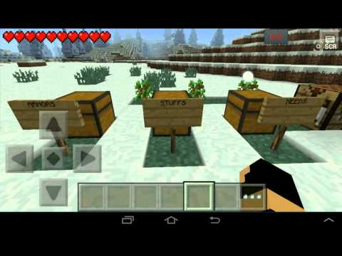 Emerald Mod -(BRAND NEW!!) Minecraft P.E 0.10.4!!