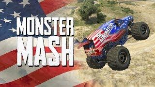 Monster Mash! - GTA:Online (Funny Moments)