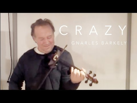 Crazy- Gnarls Barkley - Electric Violin Cover by Christian Howes