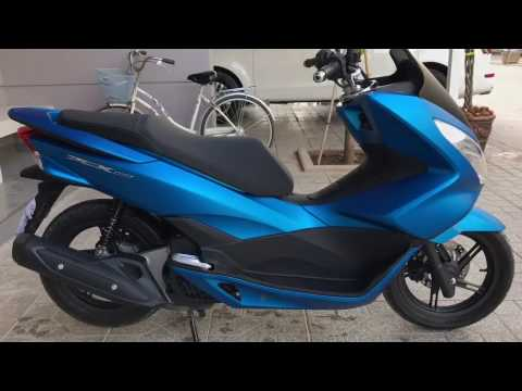 Brand New Honda PCX 150 with Smart Key