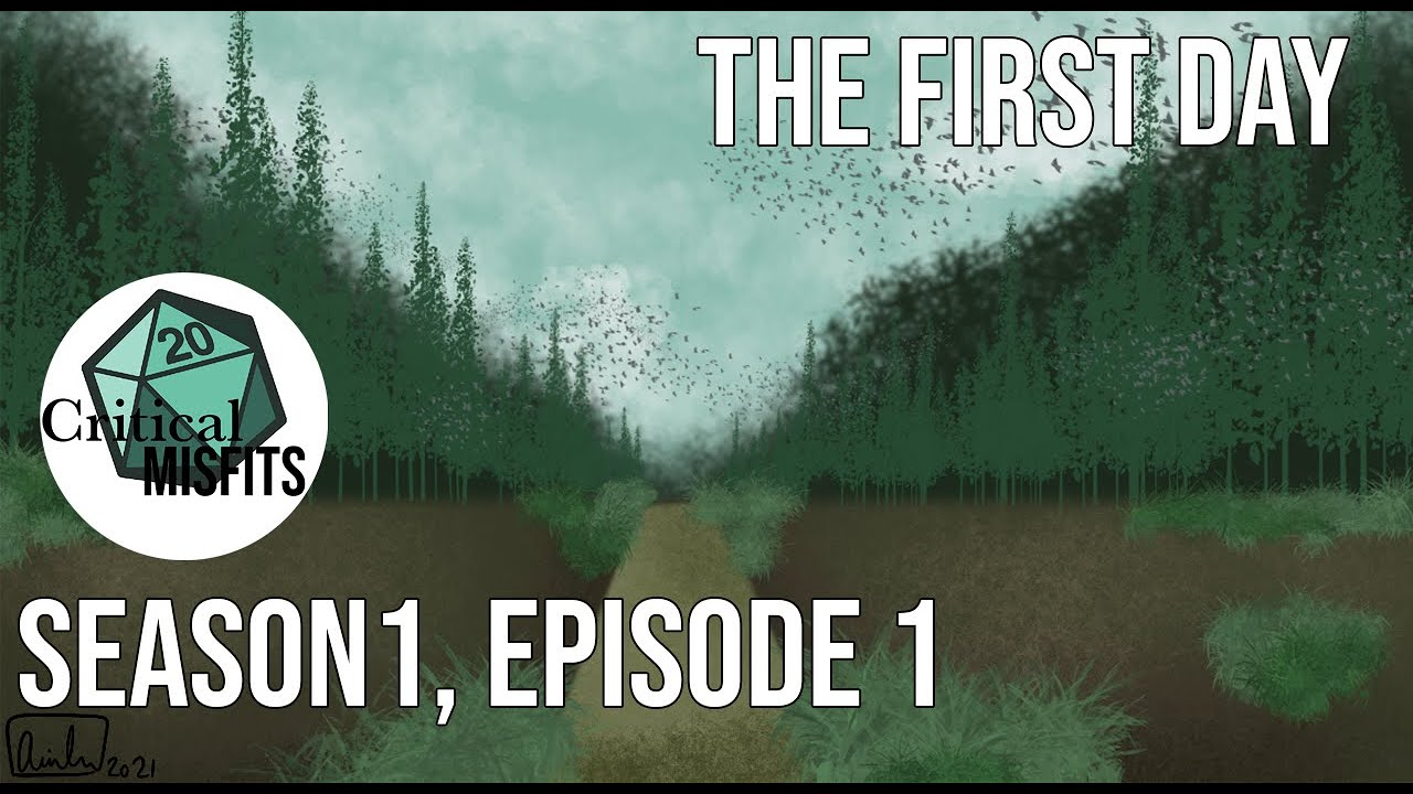 Download The First Day - Critical Misfits: Season 1, Episode 1