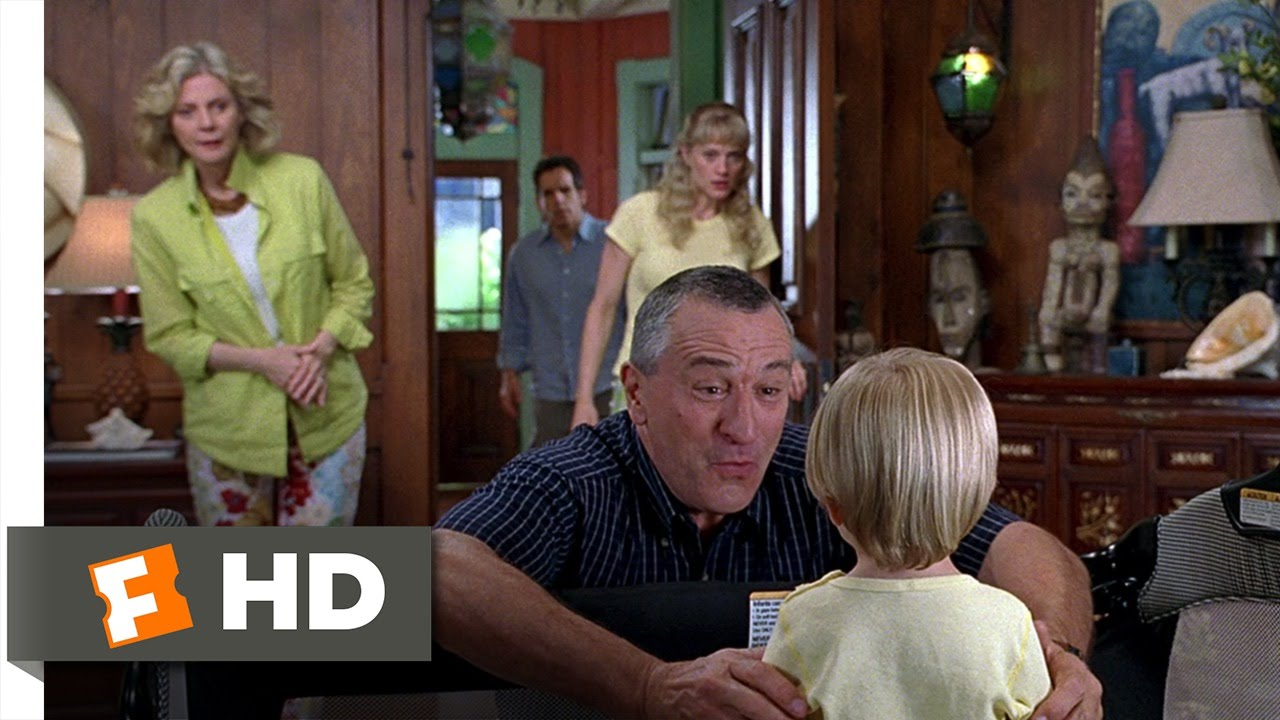 Meet the Fockers (8/12) Movie CLIP - Little Jack's First Word (2004) HD