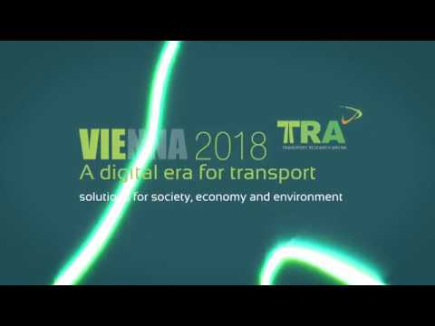 Transport Research Arena (TRA) 2018 in Vienna