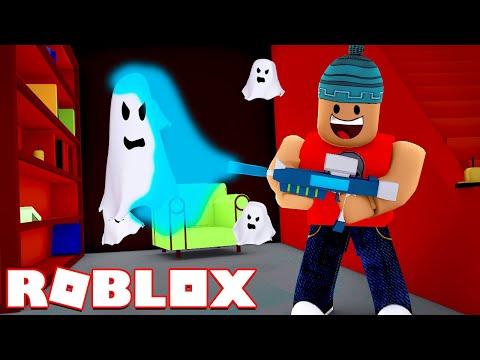 FANTASMAS NA CONSTRUÇÃO ABANDONADA l Ghost Simulator Roblox