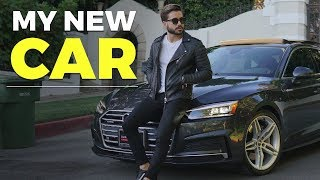 MY NEW CAR | What I Keep In My Car | Alex Costa