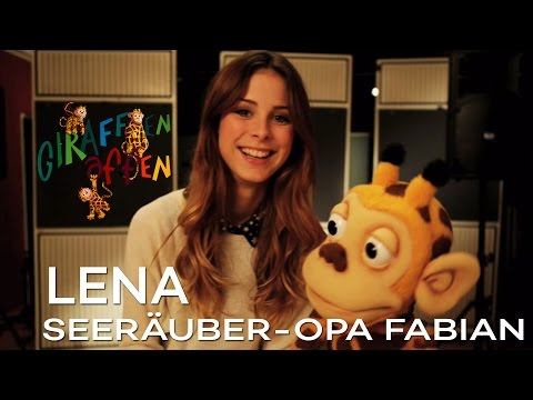 Клип Lena - Seeräuber-Opa Fabian