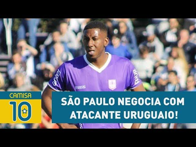 SÃO PAULO negocia com atacante uruguaio! SAIBA qual!