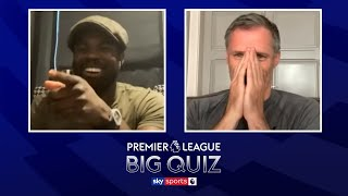 Micah Richards v Jamie Carragher in the ULTIMATE Premier League quiz!