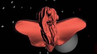 Mothra Wakes by Bret Harold Hart