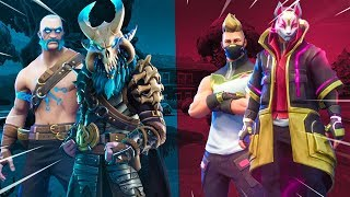 EVOLVING SKINS in Fortnite: Season 5