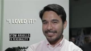 Resorts World Manila - TV Personalities React to Ang Huling El Bimbo 2019