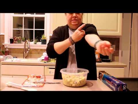 Making Ice Cream Sandwiches