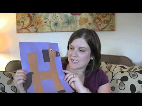 Preschool Alphabet Letter Crafts A Through Z   Homeschool DIY