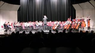 Sacagawea by Brent D. Smith - Carmel Middle School 8th Grade Orchestra