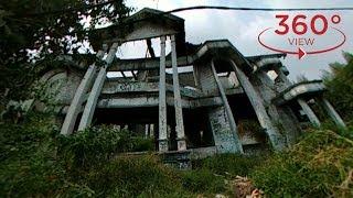 Rumah Hantu Darmo 360 Video