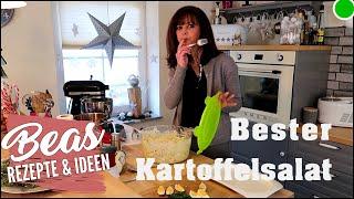 KARTOFFELSALAT Rezept mit Mayonnaise - Rheinische Zubereitung