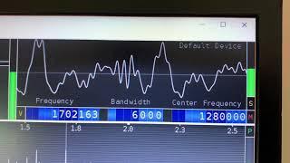HF Reception using SDR Radio with Up-converter