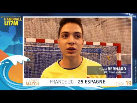 Après-match France - Espagne | Jeudi 19 Janvier