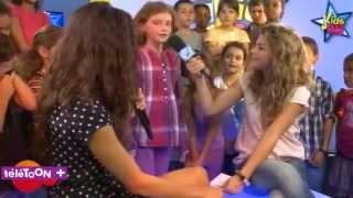 Caroline Costa- interview avec Tal- Kids20