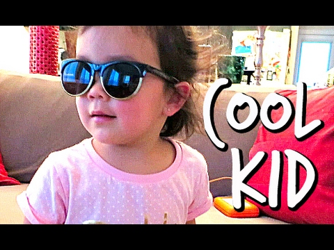 COOLEST TODDLER SHADES FOR JUST $1! - February 12, 2017 -  ItsJudysLife Vlogs thumbnail